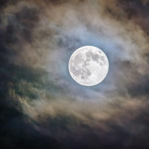 2020年8月4日水瓶座の満月