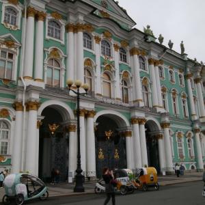 ロシアの秘宝-エルミタージュ美術館 ロシア サンクトペテルブルク