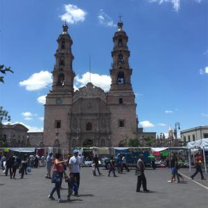 静かな町-メキシコ アグアスカリエンテス旅行記(2019/09)