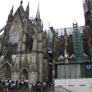 ケルン大聖堂ードイツ ケルン旅行記(2011/12)