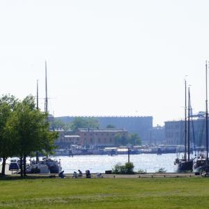 17世紀の船を見学-ヴァーサ号博物館 スウェーデン ストックホルム