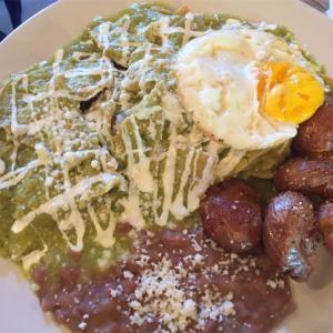 チラキレス-メキシコの定番朝ごはん