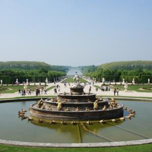 ヴェルサイユ宮殿の庭園紹介-泉や風景など世界遺産を余すことなく楽しむ