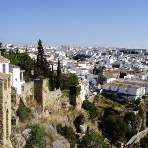 白の世界-スペイン ロンダ旅行記(2011/09)