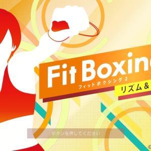 フィットボクシングの効果 連続200日で痩せる? 痩せない?-肩こり, 運動不足, ダイエットにも効果あり