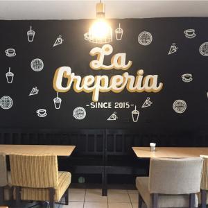La Creperia-メキシコ パラルのカフェ