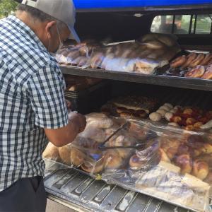メキシコの移動パン屋さんを利用してみた