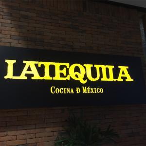 LA TEQUILA-メキシコレオン北部のメキシコ料理レストラン