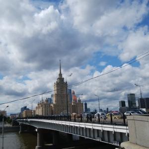 ラディソン ロイヤル ホテル-ロシア モスクワのスターリン様式のホテル