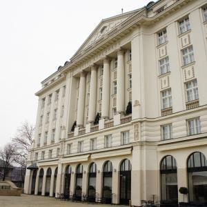 ザ リージェント エスプラネード ザグレブ-クロアチア ザグレブの最高級ホテル