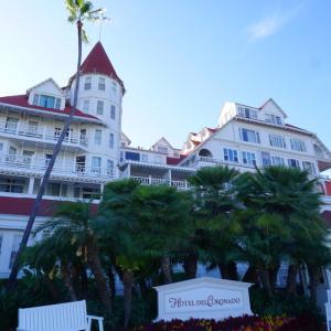 ホテル・デル・コロナド-アメリカ サンディエゴの伝統あるホテル