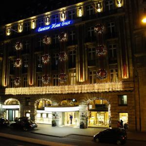 エクセルシオール ホテル エルンスト アム ドム-ドイツ ケルン大聖堂前の高級ホテル