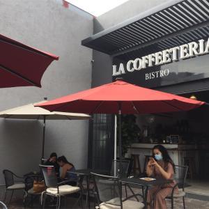 LA COFFETEETERIA BISTRO-メキシコ レオンのおすすめカフェ