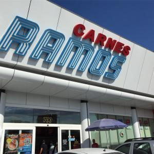 Carnes Ramos カルネス ラモス-メキシコ モンテレイのチチャロンが美味しい肉屋