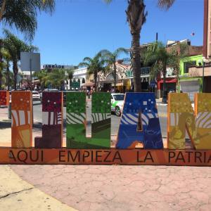 国境の町-メキシコティファナ 旅行記(2019/07)