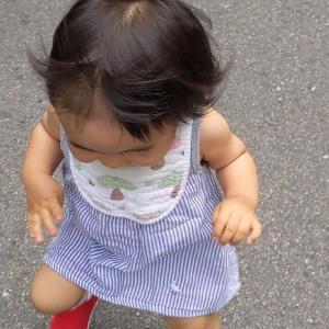歩きたい!!