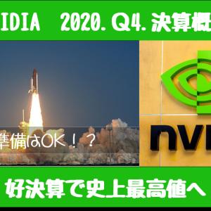 〔米国株〕NVIDIA第4Q決算 業績回復!株価はまだ見ぬ次元へ!?