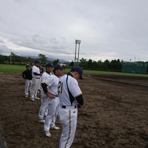 檜山cupミドルシニア野球大会結果報告!