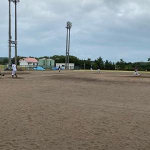 北檜山野球協会主催!!野球を楽しむ日⚾️