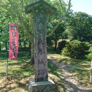 ツーリングでGO!⑩ 真田幸隆一家にご挨拶 「松尾本城、長谷寺、信綱寺」