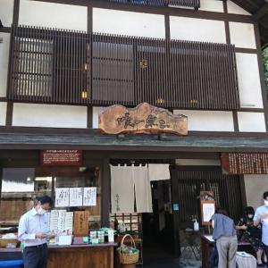 ツーリングでGO!⑫ 戸隠で大行列の名店 「うずら家」(長野)