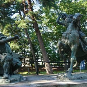 ツーリングでGO!⑰ 竜虎激突 ひとり川中島の戦い 「海津城、妻女山、八幡原古戦場」
