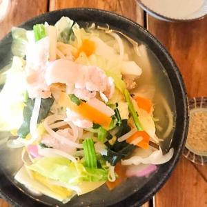 野菜てんこ盛りちゃんぽん「神田ゴタル」(神田)