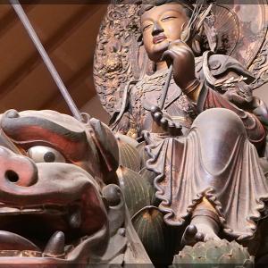 【GoTo吉野!その11】ビーナスと陰陽師、神の山「聖林寺、安倍文珠院、三輪山」(桜井)