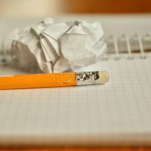 税理士試験のお供に間違いノートを