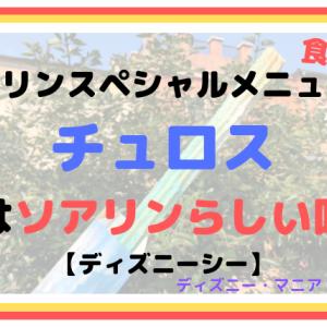 【2019 食レポ】ソアリンスペシャルメニューのチュロスはソアリンらしい味【ディズニーシー】
