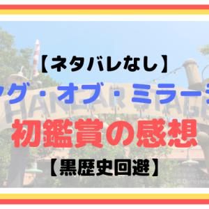 【ネタバレなし】ソング・オブ・ミラージュ初鑑賞の感想【黒歴史回避】