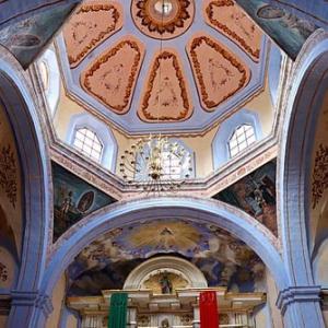 メキシコ世界遺産シエラ・ゴルダのフランシスコ会伝道所群とマヨルカの宣教師