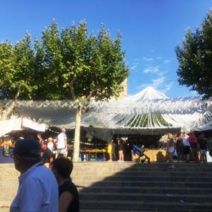 マヨルカのお洒落市場NO.1はココ!ポレンサの日曜市でどうでしょう?