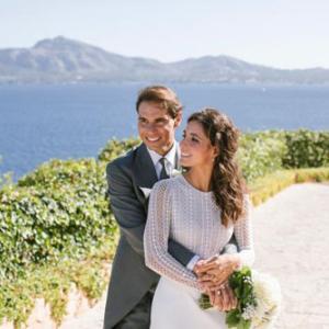 ラファ・ナダル結婚!マヨルカのポレンサの城で挙式