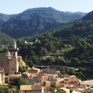 ショパンとマヨルカの村バルデモサ~トラムンタナ山脈の美しい風景