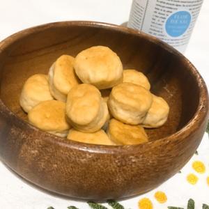 マヨルカの塩クッキーレシピ!ケリタス~QUELITAS(GALLETAS MALLORQUINAS)