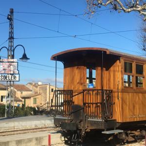 マヨルカ山岳鉄道でGO!トラムンタナ山脈の絶景とソイエールの街(Sóller)