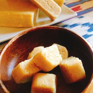 トゥロンの作り方(マヨルカ流)~スペインのクリスマスを彩るアーモンドのお菓子