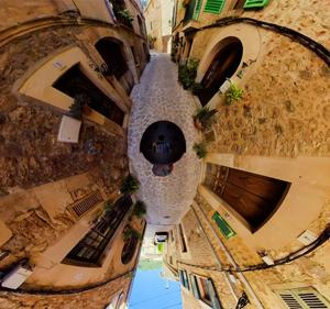 バルデモサをバーチャル観光!マヨルカ島の路地散策からカルトゥハ修道院まで
