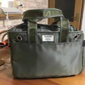 チコちゃんのキャリーバッグ