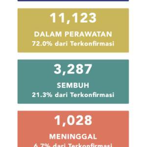 5月13日(水)の集計 インドネシア政府発表より