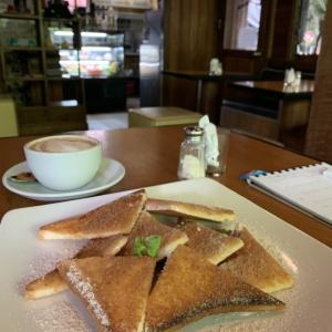 ポーチカフェ シナモントースト The Porch Cafe