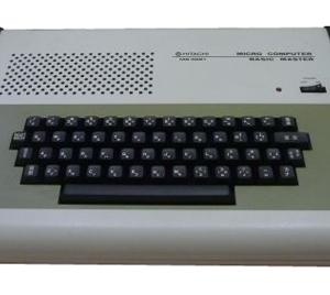 家庭用パソコンの歴史~1978年発売~