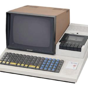 家庭用パソコンの歴史~1980年発売~