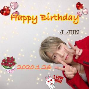 생일 축하합니다♡お誕生日おめでとう♡