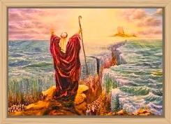 斉藤一人さん モーゼの海割れの奇跡