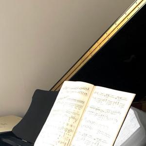3本柱が… 【迷い始めたピアノの選曲】(おまけ:猫の写真3枚)