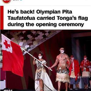 やっぱりオリンピックって特別なんだな