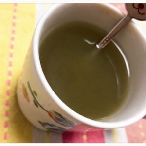 べにふうき茶その後。私は継続を心に誓いました♪