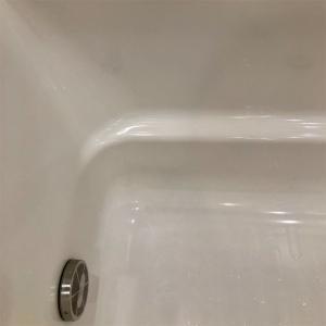浴槽をピカピカにしてみた(続コーティング)